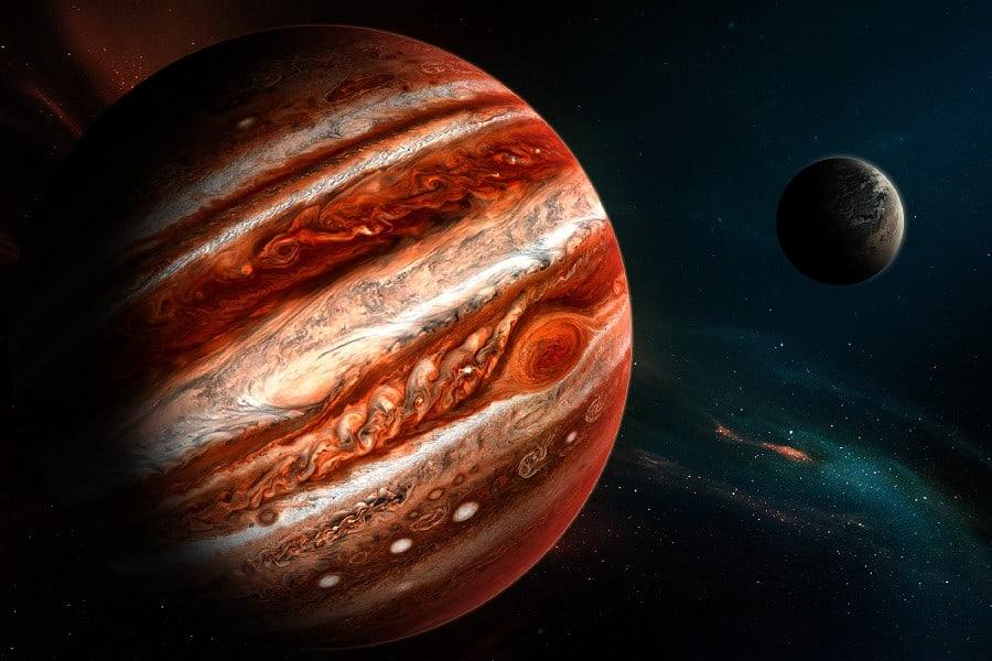 Юпитер - энергия, религия, философия
