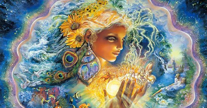 богиня Лада изображение