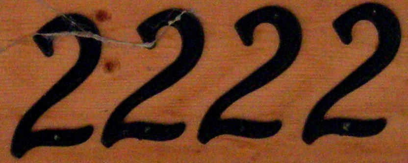 Значение числа 2222 в Ангельской нумерологии