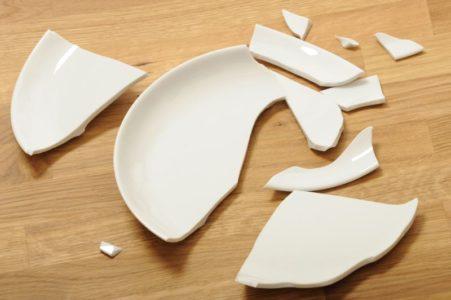 какая посуда бьётся