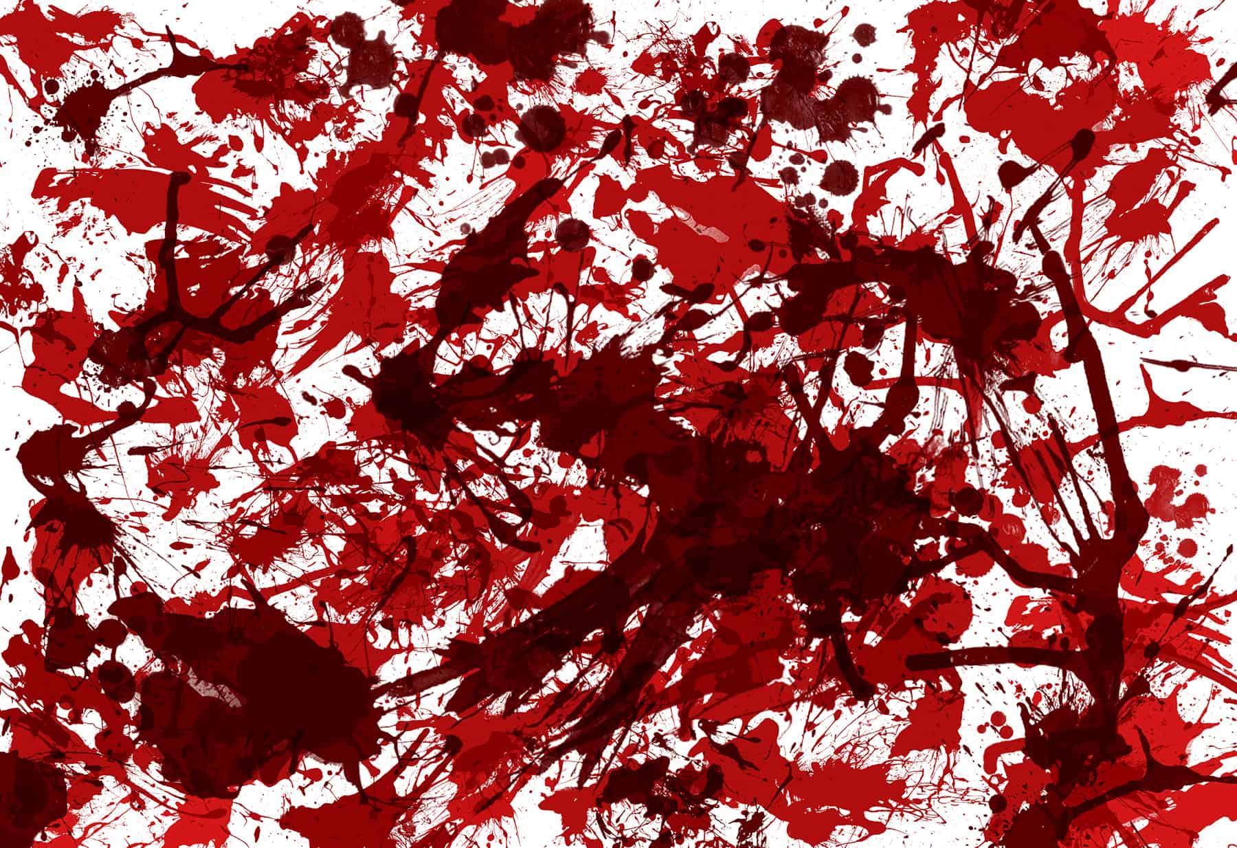 к чему снится много крови