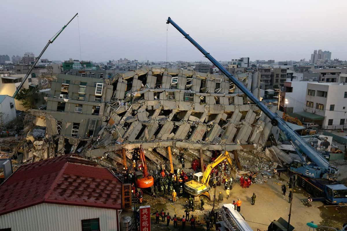 к чему снится землетрясение