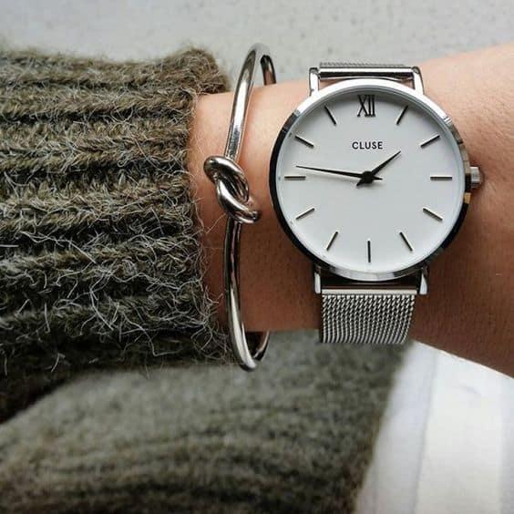 к чему снятся часы наручные женские