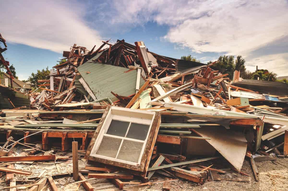 К чему снится землетрясение что это значит сонник