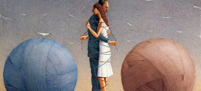 Ментальные связи между людьми