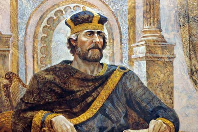 символ принёс Соломону огромное богатство?