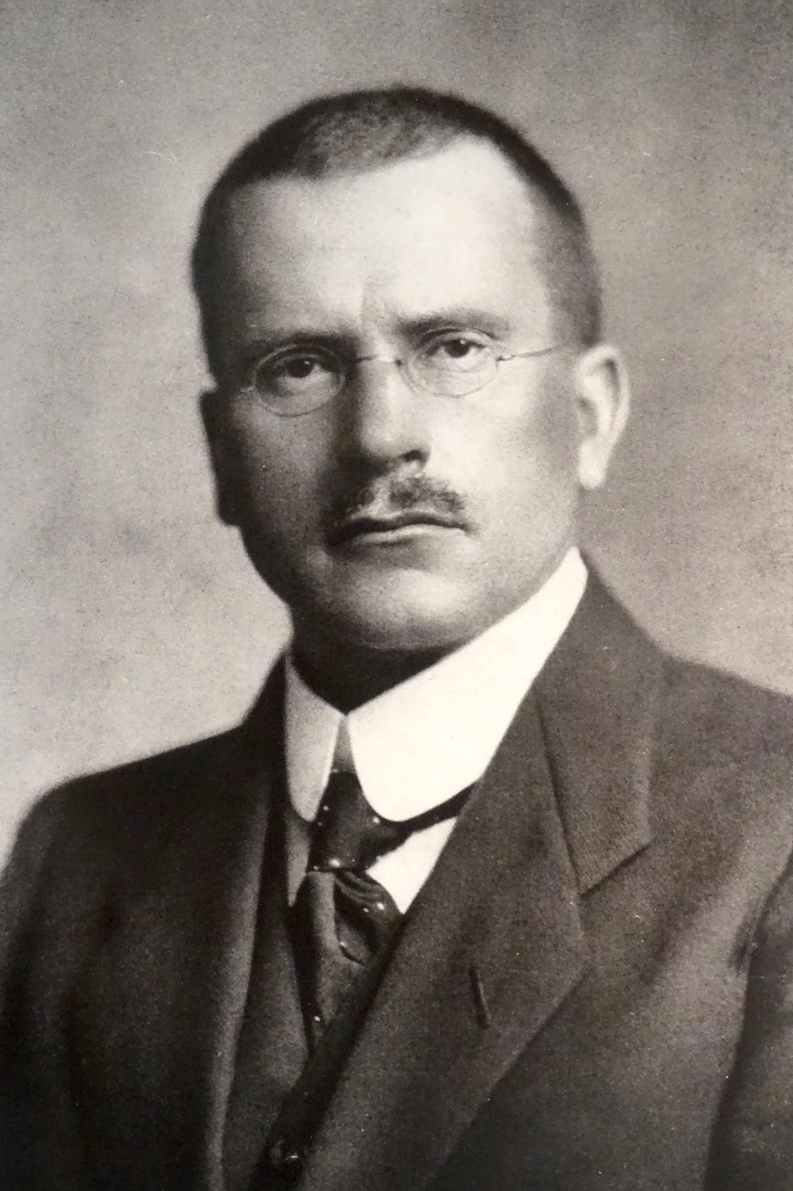 психолог Карл Густав Юнг