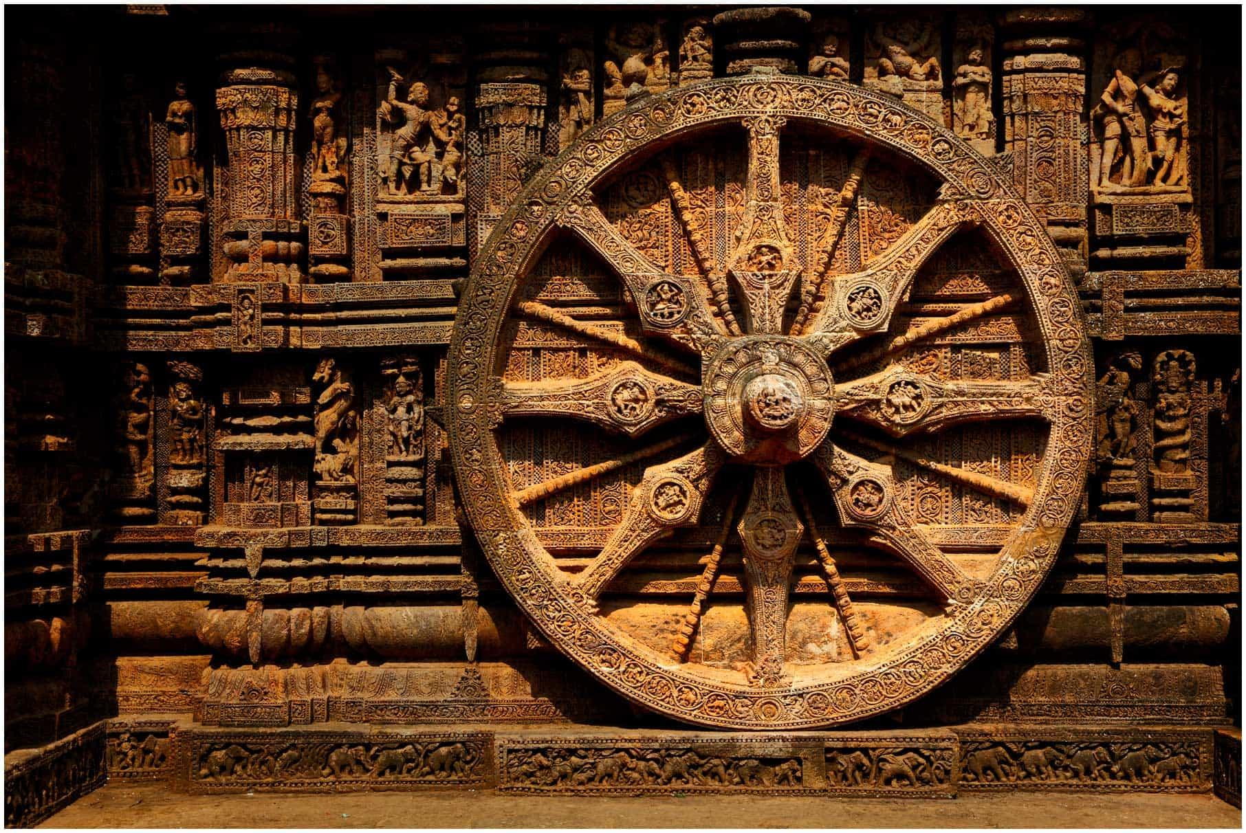 колесо дхармы