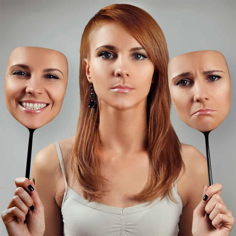 биполярное расстройство - сочетание двух крайних состояний