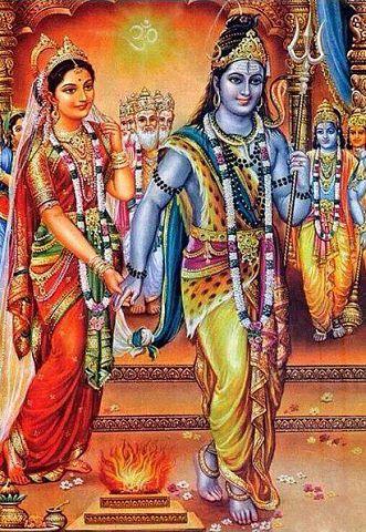 многоликая супруга Шивы