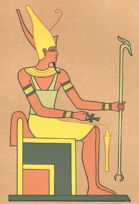 ещё одно изображение Амона