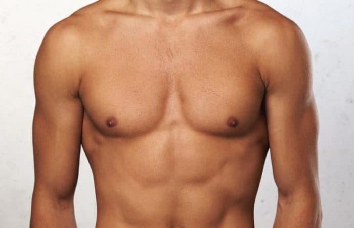 к чему чешется левая грудь у мужчин