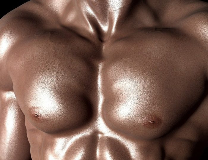 к чему чешется правая грудь у мужчин