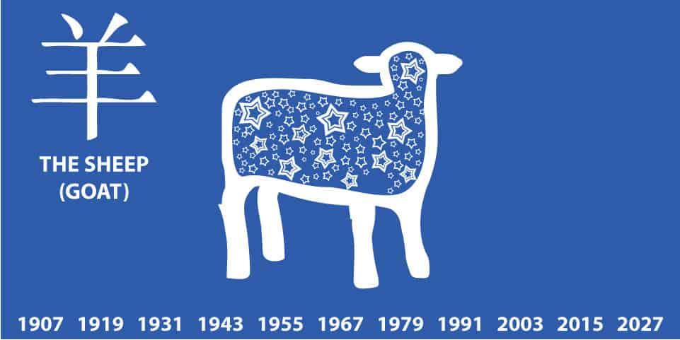 1991 год какого животного