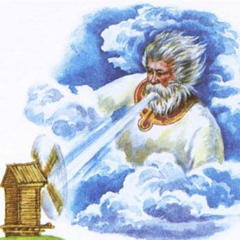 бог ветра у славян