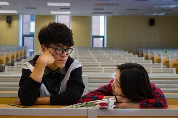 вероятно знакомство в университете