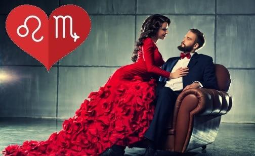 Лев и Скорпион: совместимость мужчины и женщины в любовных отношениях и семейной жизни