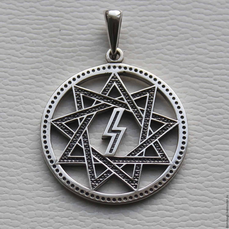 символ божества Перуница
