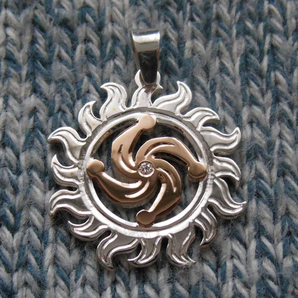 символ Рода у славян