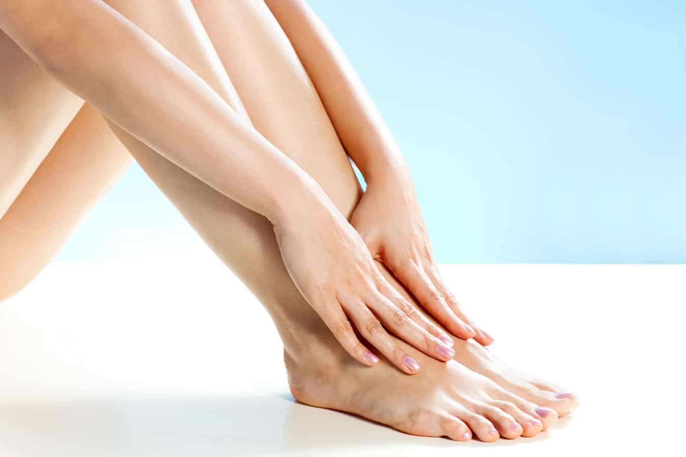 кисти и ступни помогут вылечиться