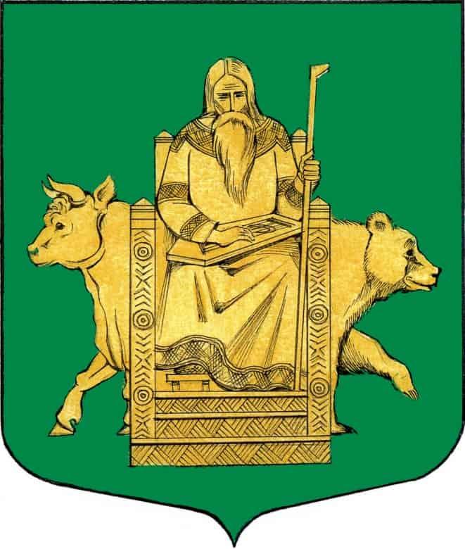 герб города Волосово