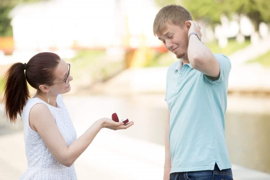мужчина не хочет жениться почему
