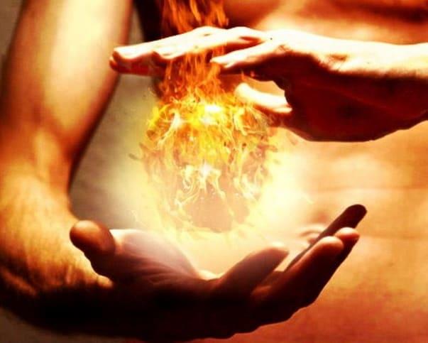 как овладеть магией огня