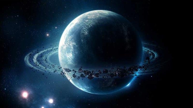 Уран в Козероге