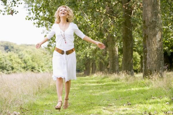 очень важны прогулки на свежем воздухе