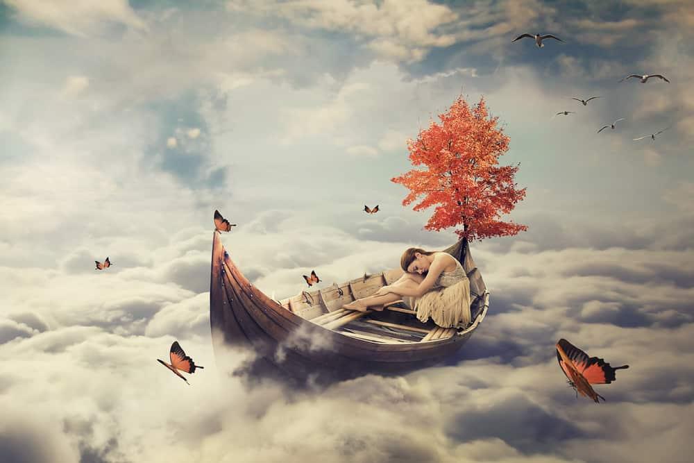 во снах нам поступают подсказки свыше