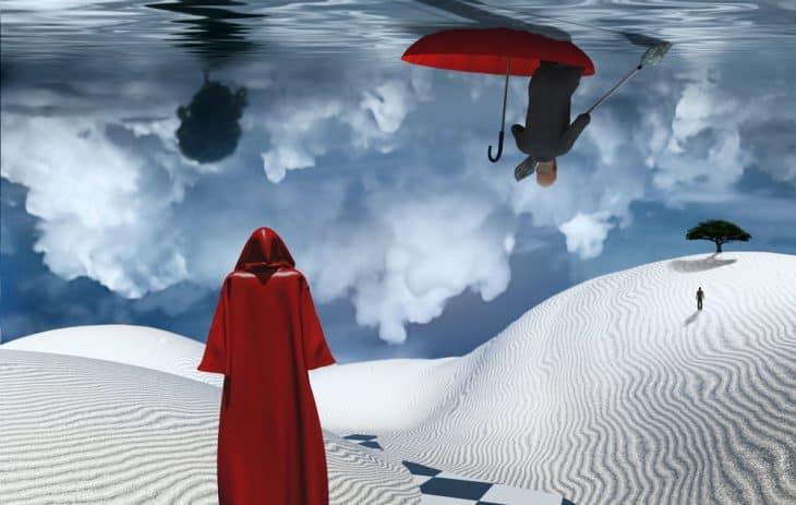 подавленные желания обитают в подсознании