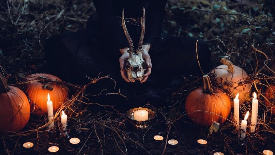 как погадать на Хэллоуин