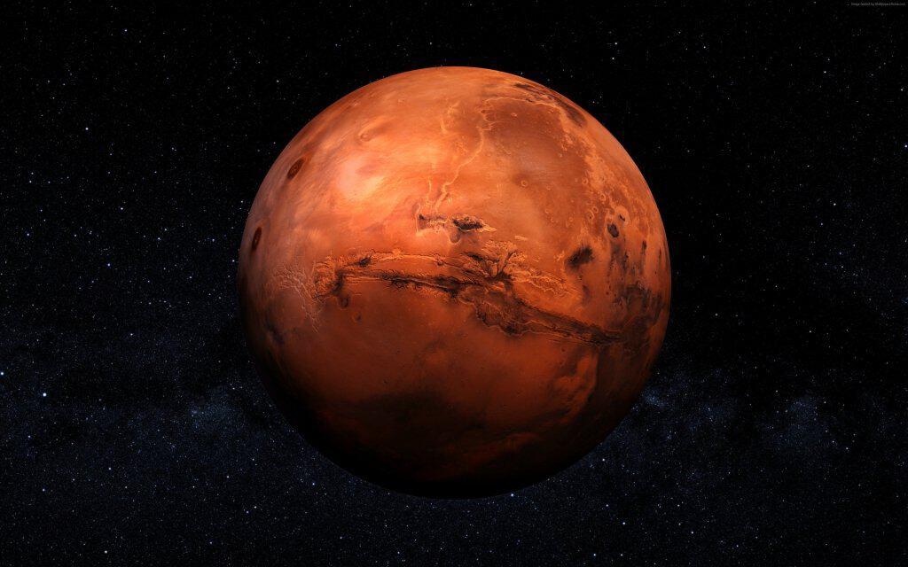 Марс в 8 доме