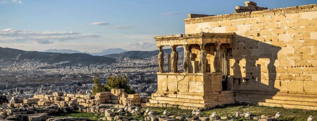 греческие имена: происхождение