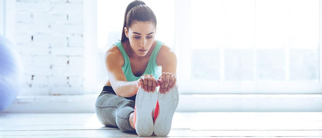 физическая нагрузка уменьшит нервозность