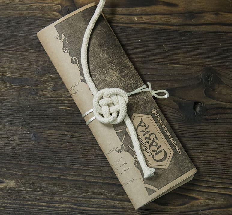 Наузы — древние обереги в виде узла.