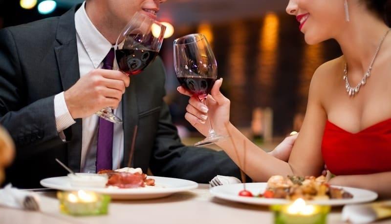 предстоит романтическое свидание