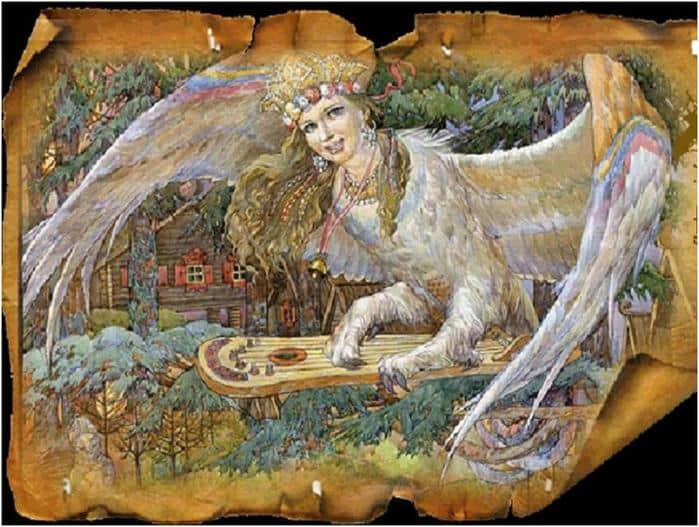 славянская мифология существа