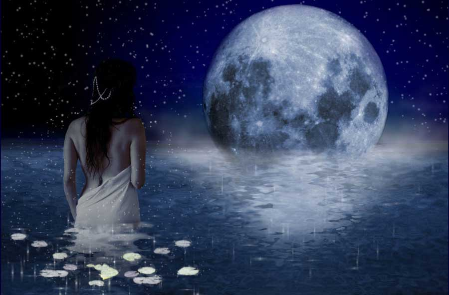 Луна в 1 доме у женщин