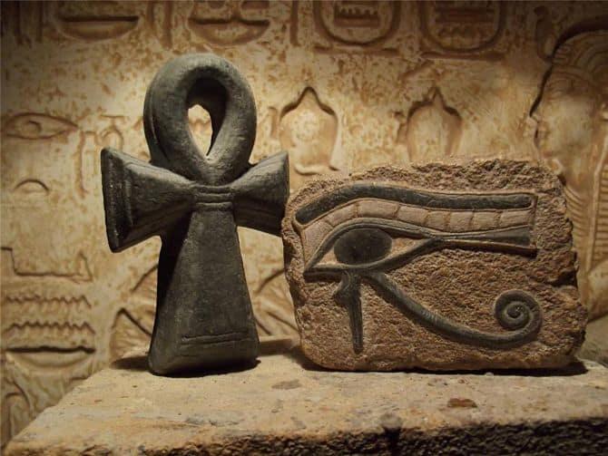 анкх египетский крест значение