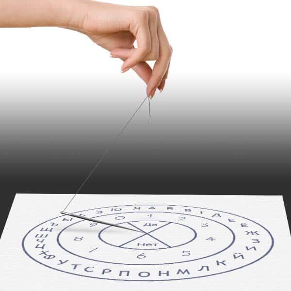 круг для вызова духов картинки опытов