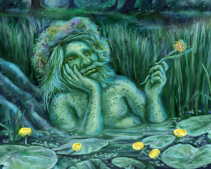 славянская мифология: существа