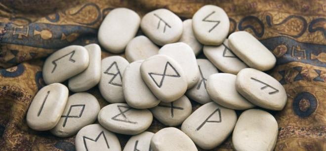 руны алфавит