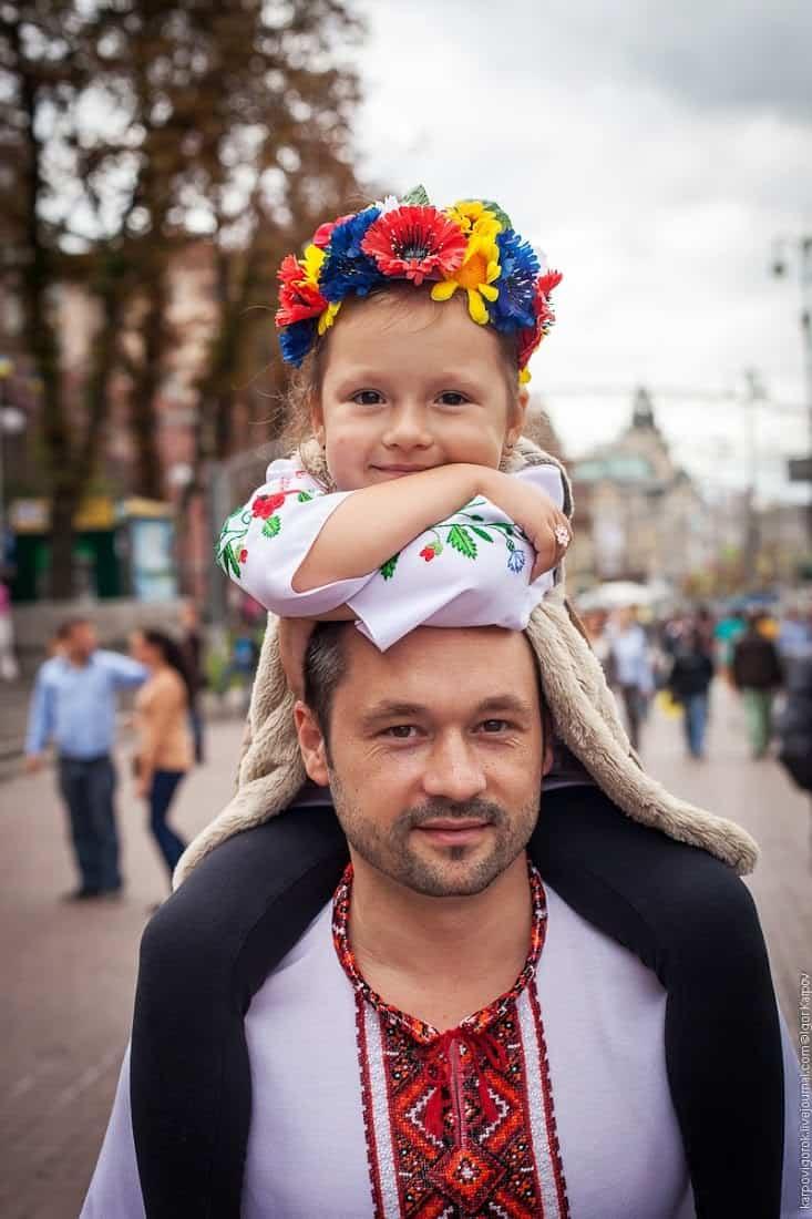 имена украинских детей