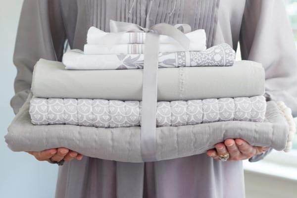 текстиль - красивый и уместный подарок на 30 лет в браке