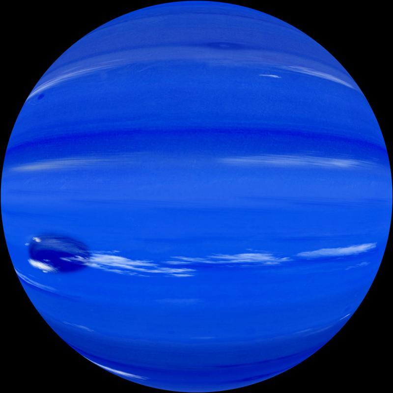 загадочная планета Нептун