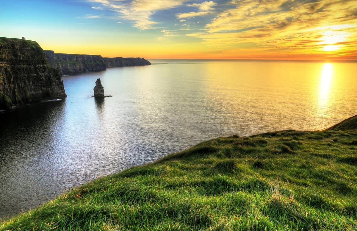 Ирландия - удивительно прекрасная страна