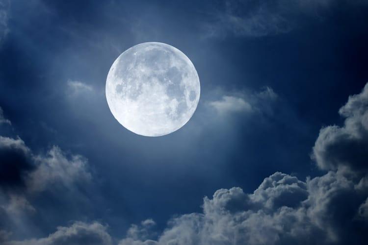 Селена - иначе Белая Луна