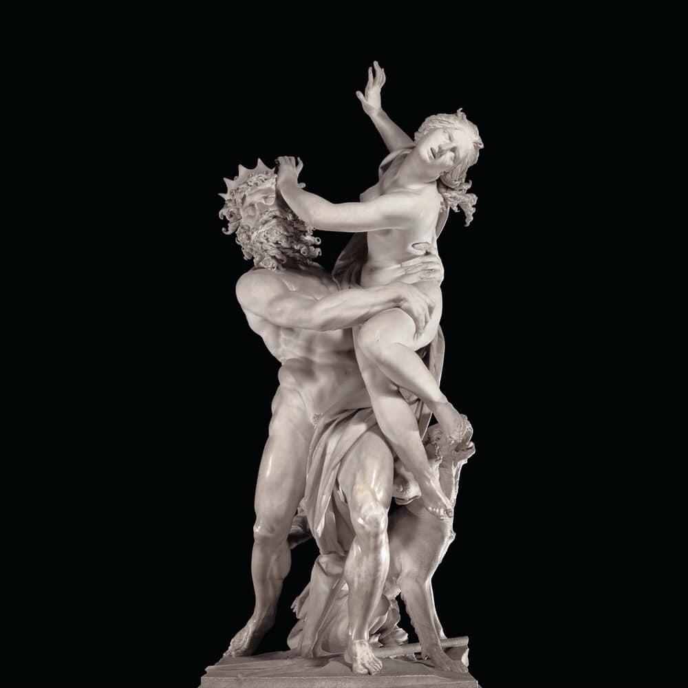 Джованни Лоренцо Бернини: Похищение Прозерпины