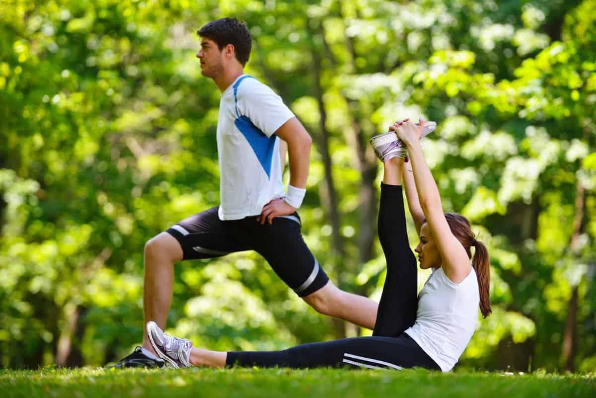 очень рекомендована физическая активность